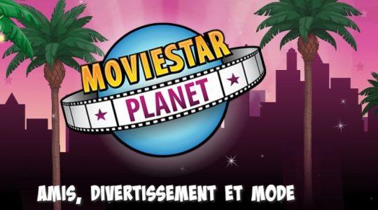 moviestarplanet, un jeu social pour les enfants, les adolescents
