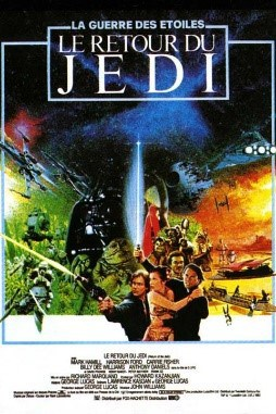 Episode VI - Le retour du Jedi