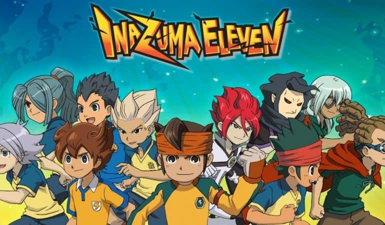 Inazuma Eleven : Le nouvel « Olive et Tom »