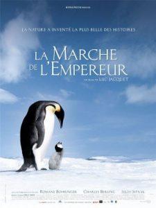 """Revoir le documentaire """"la marche de l'empereur"""""""