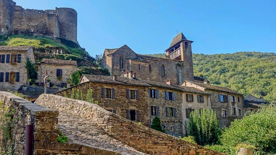 Brousse-le-Château - Sélection villages Aveyron