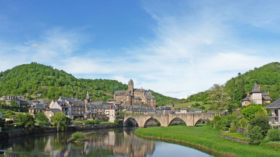 Villages Aveyron - Estaing
