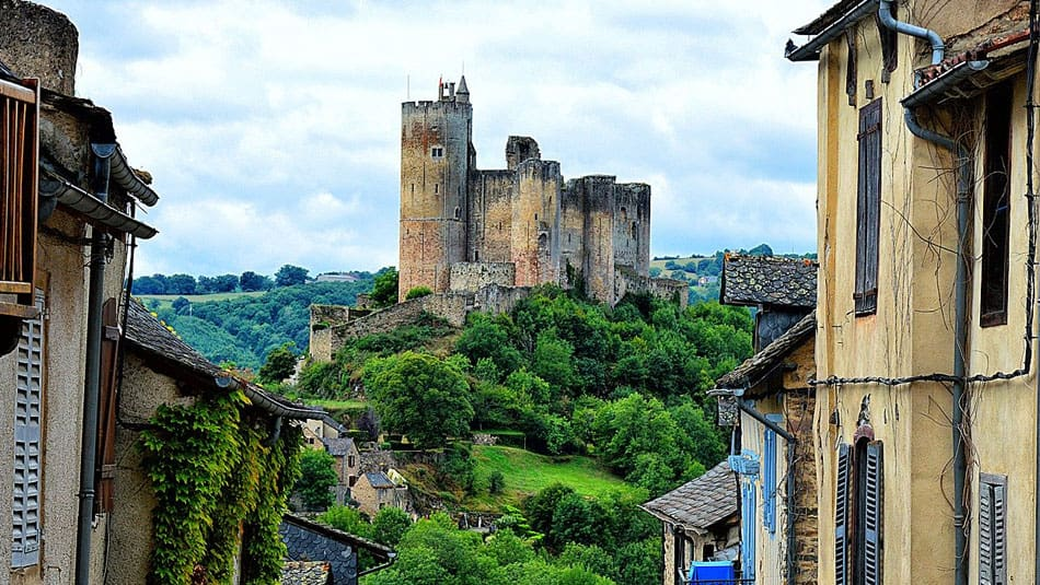 Chateau de Najac - Aveyron