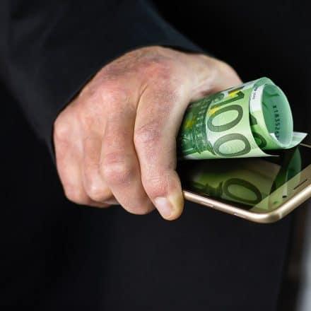 applications mobiles pour gagner de l'argent.