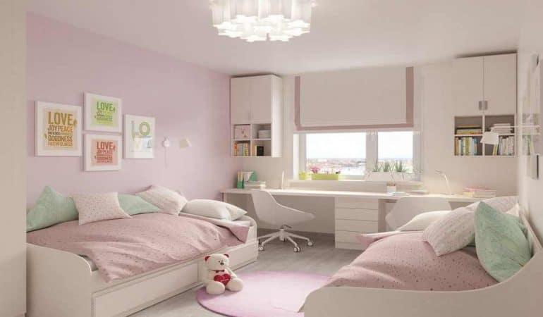 15 idées pour décorer une chambre de fille