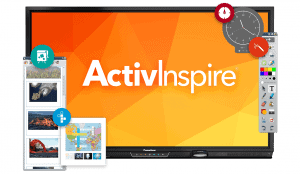 ActivInspire - logiciel pédagogique