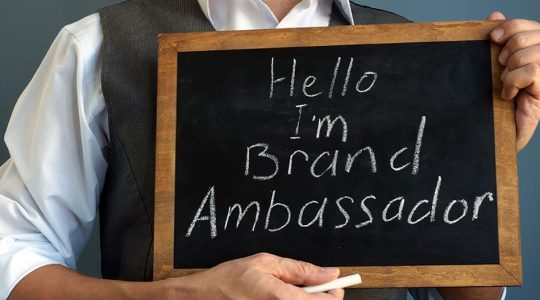 ambassadeur marque