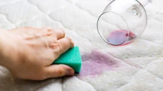 Nettoyer un matelas
